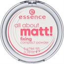 Essence All About Matt Fixing Kompakt Púder