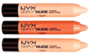 NYX Simply Nude Lip Cream