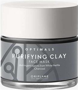 Oriflame Optimals Purifying Tisztító Agyagos Arcmaszk