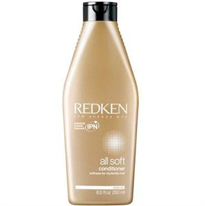 Redken All Soft Kondicionáló Száraz és Töredezett Hajra