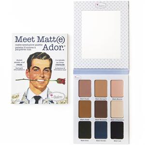 the Balm Meet Matt(e) Ador Paletta