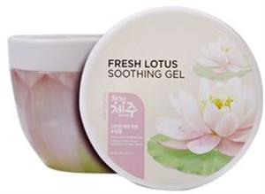 The Face Shop Fresh Lotus Shooting Gel