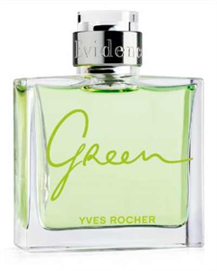 Yves Rocher Comme une Evidence Homme Green EDT
