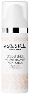 Estelle & Thild Bio Defense Instant Recovery Night Cream