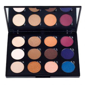 Coastal Scents Forever Natural Palette