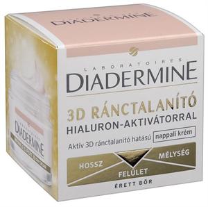 Diadermine 3D Ránctalanító Hatású Nappali Krém