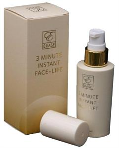 Erase 3 Minute Instant Facelift Serum