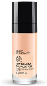 The Body Shop Fresh Nude Alapozó