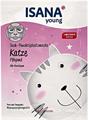 Isana Young Tuch-Feuchtigkeitsmaske Katze