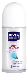 Nivea Dry Comfort Golyós Dezodor