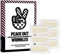 Peace Out Microneedles Ránctalanító Retinol + Peptid Tapasz