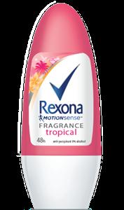 Rexona Motion Sense Tropical Golyós Deo