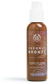 The Body Shop Coconut Bronze Önbarnító a Fokozatos Barnulásért