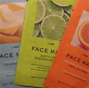 H&M Zesty Lime Energizing Mask
