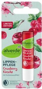 Alverde Ajakápoló Cranberry-Kirsche