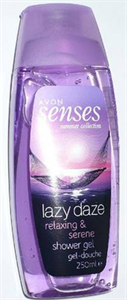 Avon Senses Lazy Daze Tusfürdő