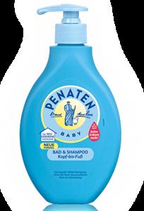 Penaten Bad & Shampoo Kopf Bis Fus