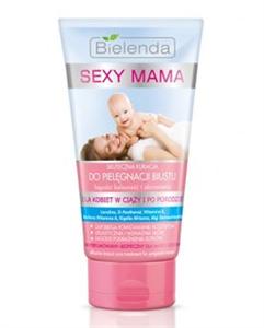 Bielenda Sexy Mama Mellfeszesítő Testápoló Balzsam