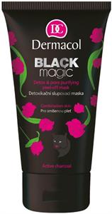 Dermacol Black Magic Detox & Pore Purifying Peel-Off Mask