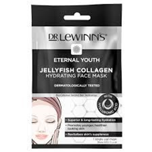 Dr. LeWinn's Eternal Youth Jellyfish Collagen Hydrating Face Mask