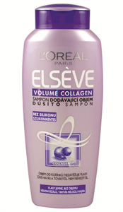 Elséve Volume Collagen Sampon