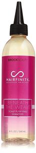 Brock Beauty Hairfinity Fejbőrtisztító Sampon Hajhosszabbított Hajhoz (Póthaj)