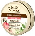 Gyógynövényes Testvaj Muscat Rózsa és Zöldtea