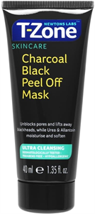 Newtons Labs T-Zone Charcoal Black Peel Off Mask