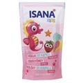 Isana Kids Eper illatú Fürdőgyöngy