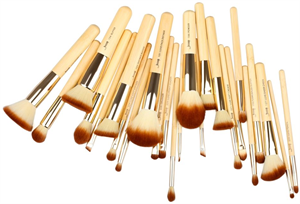 Jessup 25 Piece Bamboo Brushes Set T135