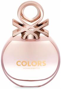 United Colors Of Benetton De Woman Rose EDT