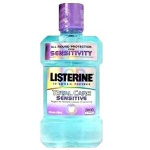Listerine Total Care Sensitive Antiszeptikus Szájvíz