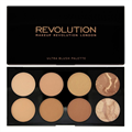 Makeup Revolution Ultra Bronzosító Paletta - All About Bronzed