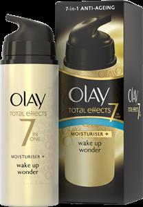 Olay Total Effects 7in1 Anti-Ageing Wake Up Wonder Frissítő Nappali Arcápoló