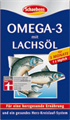 Schaebens Premium Omega-3 Lazac- és Halolaj