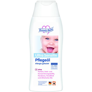 Beauty Baby Ultra Sensitiv Pflegeöl