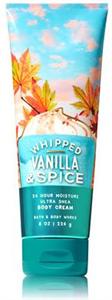 Bath & Body Works Whipped Vanilla & Spice Ultra Shea Body Cream