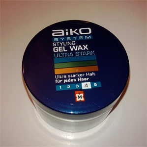Aiko System Styling Gel Wax