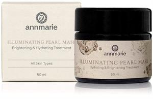 annmarie Illuminating Pearl Mask - Hydrating & Brightening Treatment
