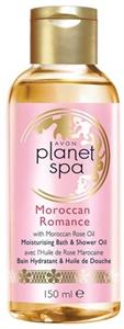 Avon Moroccan Romance Hidratáló Fürdő- és Tusolóolaj