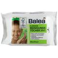 Balea 3in1 Arctisztító Kendő Vegyes Bőrre Gyümölcssavakkal és Aloe Vera Illattal