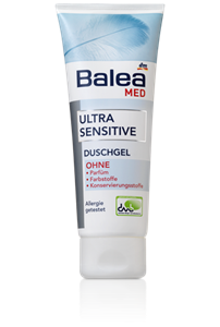 Balea Ultra Sensitive Tusfürdő