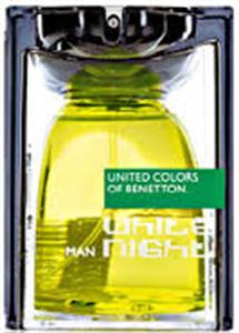 Benetton White Night Man