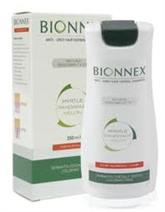 Bionnex Őszülés Elleni Gyógynövényes Sampon