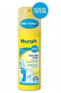 Burgit Footcare Fuss-Deo Spray