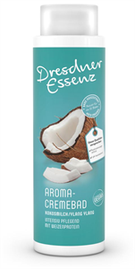 Dresdner Essenz Cremebad Kokosmilch & Ylang-Ylang