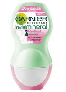 Garnier InvisiMineral Golyós Dezodor