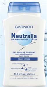Garnier Neutralia Tusfürdő Gél