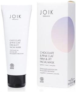 Joik Organic Chocolate & Pink Clay Firm & Lift Facial Mask