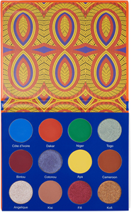 Juvia's Place Afrique Eyeshadow Palette